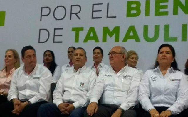 Recuperar la paz se hace con gente de bien: Baltazar Hinojosa