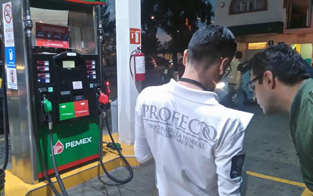 Resultado de imagen para profeco gasolineras