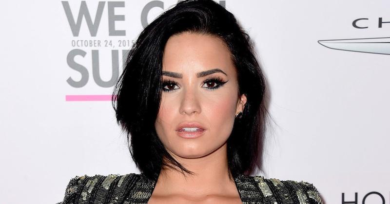 cfeeefd88b8e Demi Lovato 'incendia' las redes sociales con twerking en ropa ...
