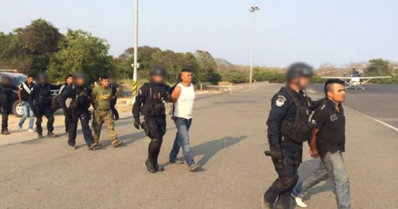 Capturan a 'El Gavilán', presunto lugarteniente de Los Caballeros Templarios en Guerrero
