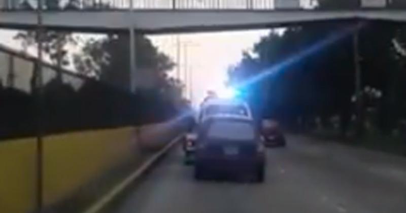 Suspenden a policías por echar
