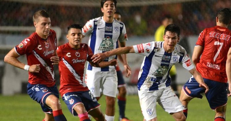 Horario Veracruz vs Pachuca de la Jornada 8 de la LigaMX