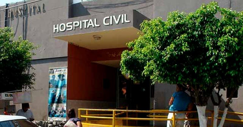 Ejecutan a custodio y rescatan reo en hospital de Victoria