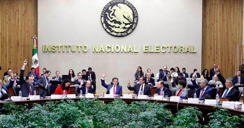 Partidos adeudan 626 millones al fisco: INE