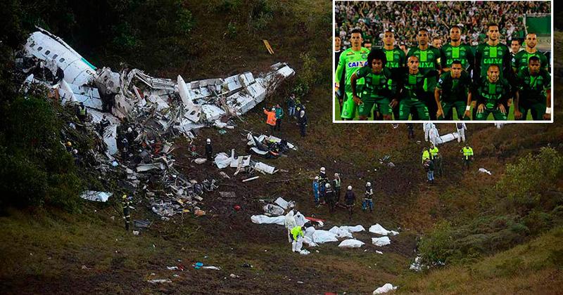 Cuerpos de las víctimas del accidente de Chapecoense comienzan a ser repatriados