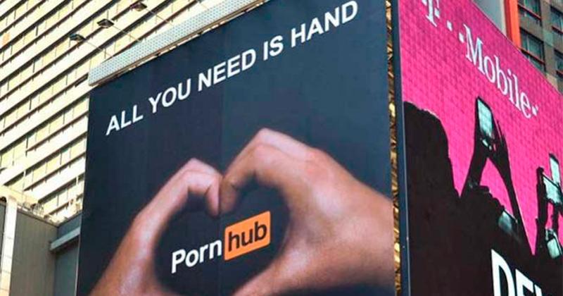¡Excelente regalo! Pornhub celebra el 14 de febrero con acceso gratis
