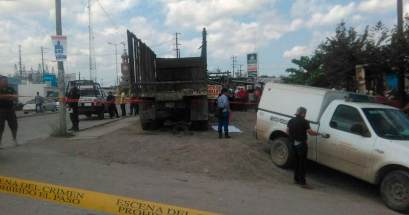 Matan a cuatro en taller mecánico en Pánuco, Veracruz