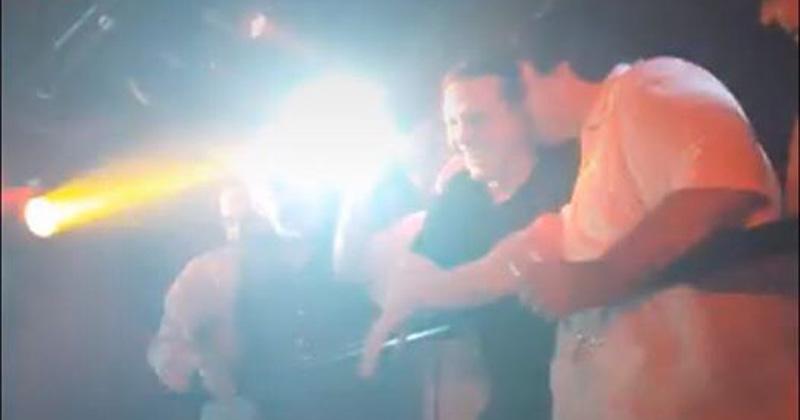 Luis Miguel sorprendió en disco de Acapulco al cantar viejo hit