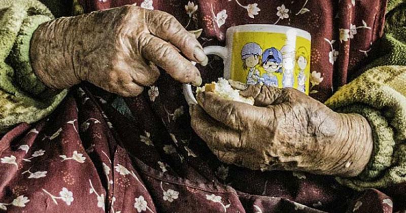 A mujer de 116 años le niegan apoyo de adulto mayor