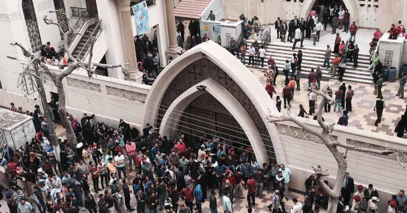 Condena El Salvador atentados terroristas en Egipto