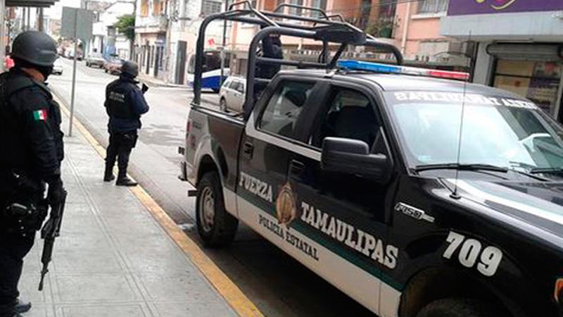Balacera en Reynosa deja cinco personas heridas, una de gravedad