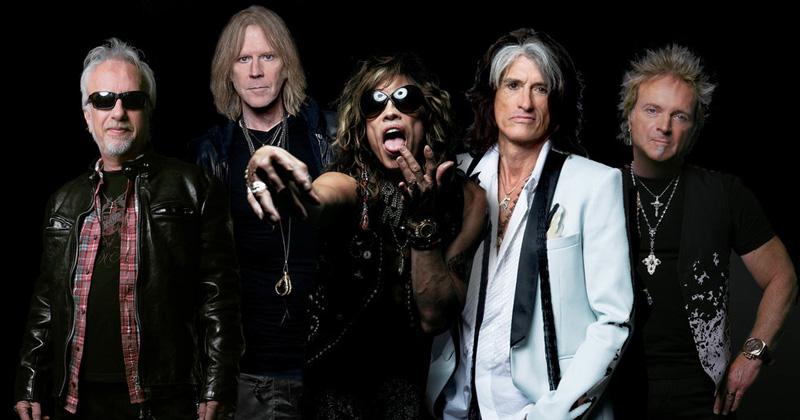 Aerosmith, Def Leppard y más tocarán en Monterrey el 7 de octubre