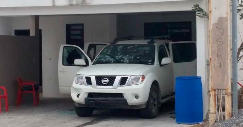 Se registra enfrentamiento entre grupo armado y policías en Reynosa