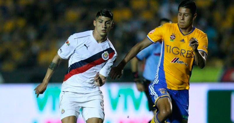 Tigres vs Chivas va por Televisa y Tv Azteca