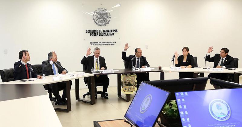 Alistan más reformas para dar vida al Sistema Estatal Anticorrupción