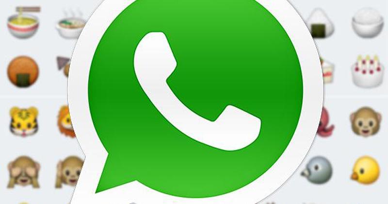 Llegará un buscador de emojis a WhatsApp