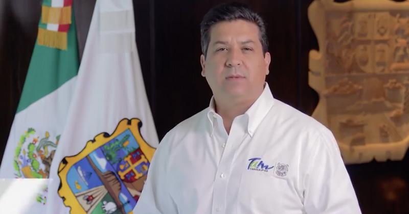 Gobernador de Tamaulipas afirma que inseguridad es peor de lo que imaginaba
