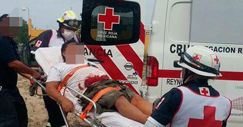 Reportan 4 heridos por balaceras en Reynosa