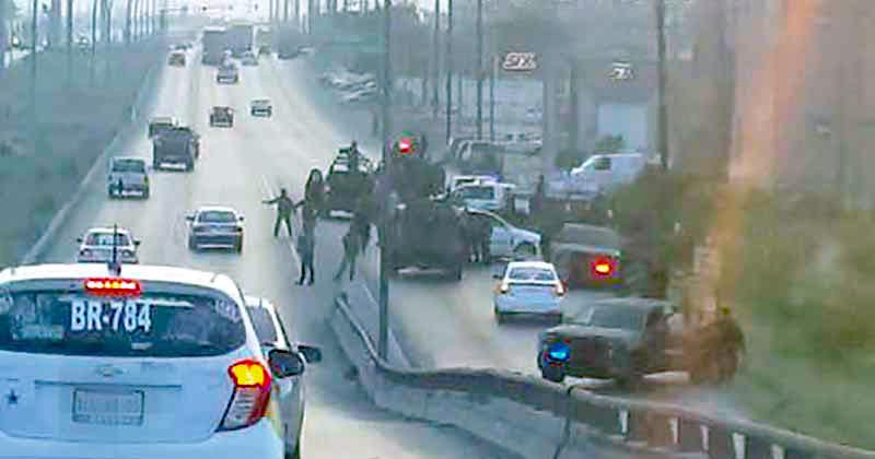 Inicia PGR en Tamaulipas indagatorias por enfrentamientos entre civiles y militares
