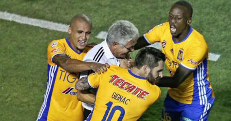 Almeyda ya considera a Tigres como el nuevo grande en México