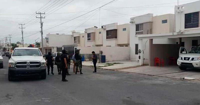 Se enfrentan civiles armados en Reynosa