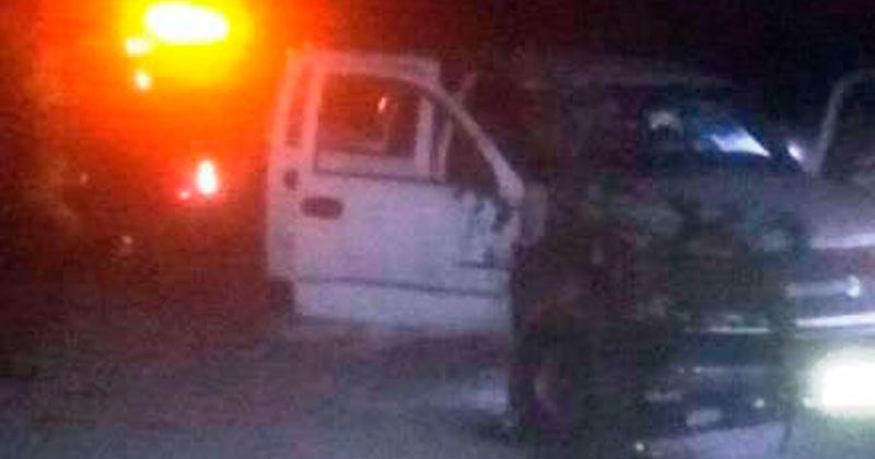 Continúa la violencia en Reynosa, atacan a policías estatales