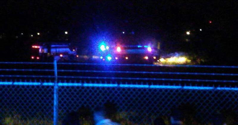Avioneta de desploma en aeropuerto de Tampico