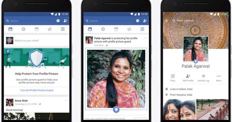 Facebook introduce medidas de protección para las fotos de perfil