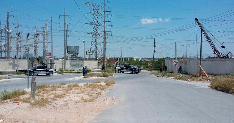 Cercan Subestación de CFE por presuntas granadas encontradas