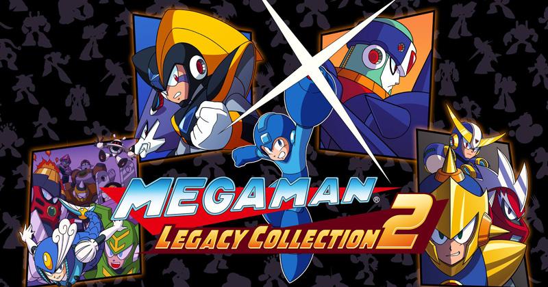 Capcom anuncia una nueva colección de Mega Man