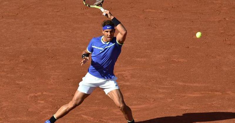 Rafa Nadal va por su décimo título en París