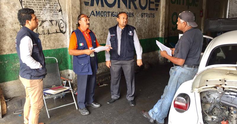 Ha inmovilizado Profeco 176 bombas irregulares en gasolineras de Veracruz