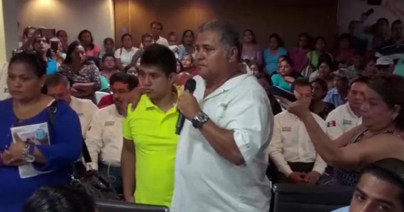 Separan temporalmente al secretario del Ayuntamiento de Madero