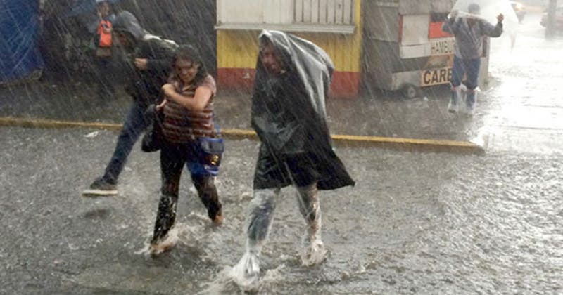 Prevén que Tamaulipas tenga fin de semana con lluvias y chubascos