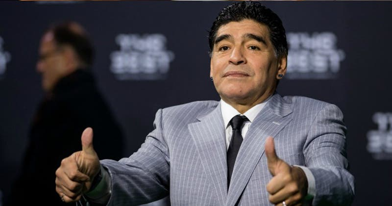 EEUU niega el visado a Maradona por insultar a Trump