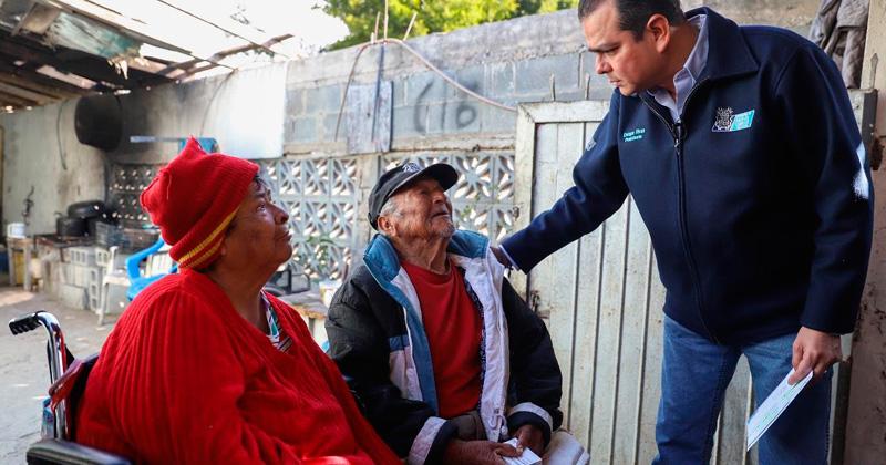 Balacera interrumpe evento con alcalde de Nuevo Laredo