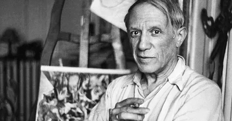 Hallan lienzo oculto bajo obra de Pablo Picasso