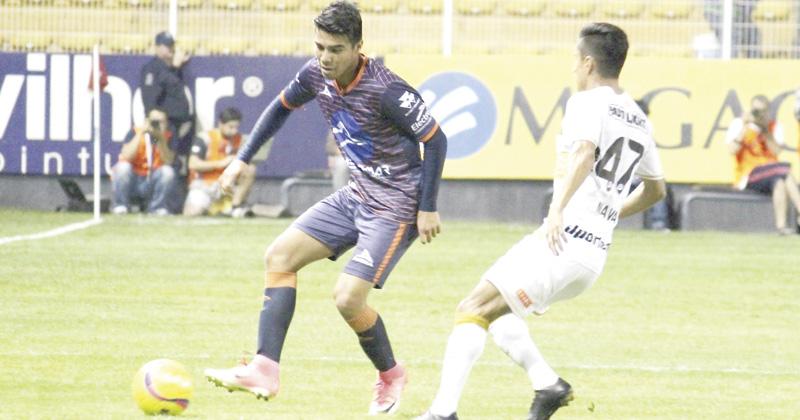 Con gol de Chala, Correcaminos vence 1-0 a Dorados