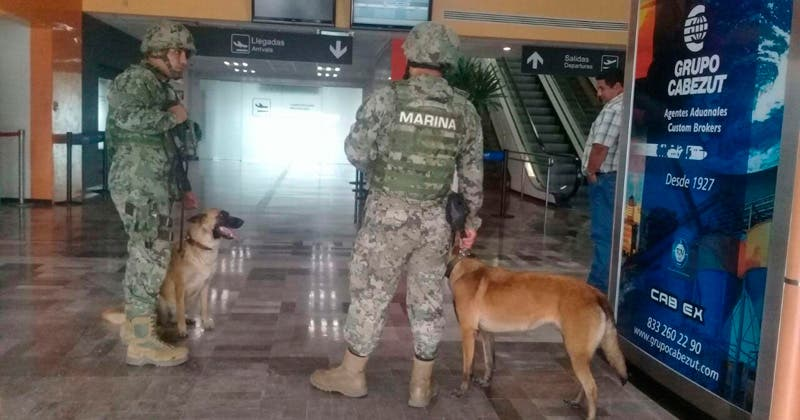 Reciben amenaza de bomba en Aeropuerto de Tampico