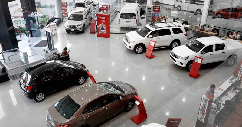 Caen 9.4% ventas de autos en el primer bimestre: AMIA