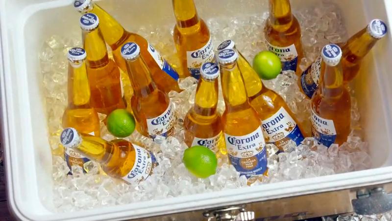 Por Calor Aumenta Venta De Cerveza En Playa Miramar Expreso