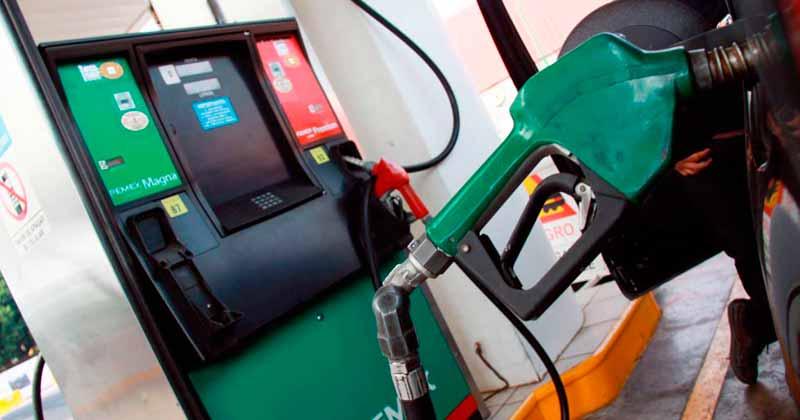 Aumenta el precio del combustible en Mérida