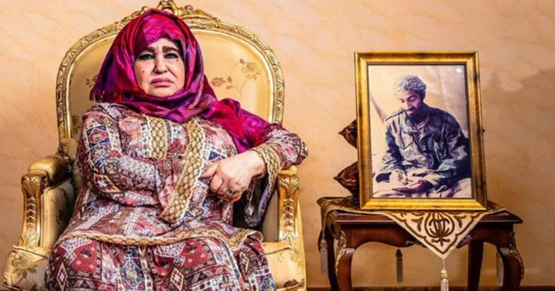 Hijo de Osama Bin Laden e hija de piloto suicida en el 11-S contraen matrimonio