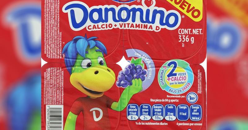 Millennials descubren que el Danonino no es yoghurt