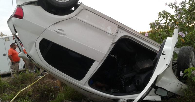 Árbitro mexicano falleció en accidente automovilístico en Matamoros