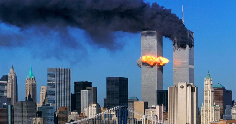 Publican video inédito de las Torres Gemelas a 17 años del ataque