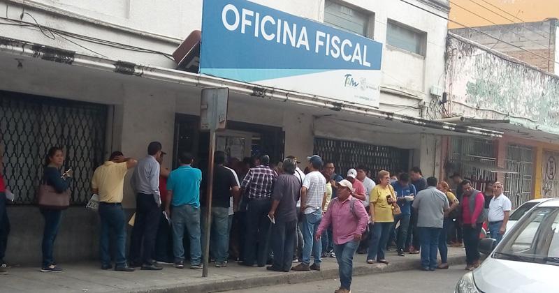 Fiscal Instalará En La Expo Tampico Módulo Movil Expreso