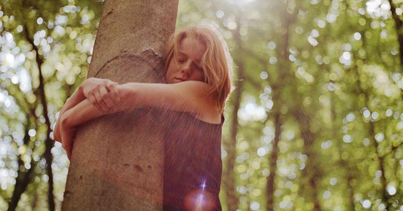 Resultado de imagen para Abraza un árbol y ¡dile adiós al dolor de cabeza!