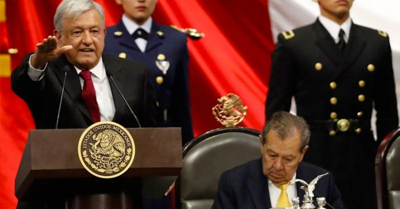 Me canso ganso: AMLO