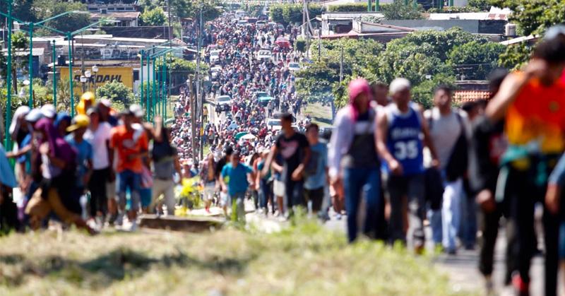 Organizan nueva caravana migrante, ahora más grande y saldrá desde Honduras